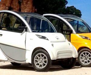 Argentina lanza primer auto eléctrico de fabricación nacional