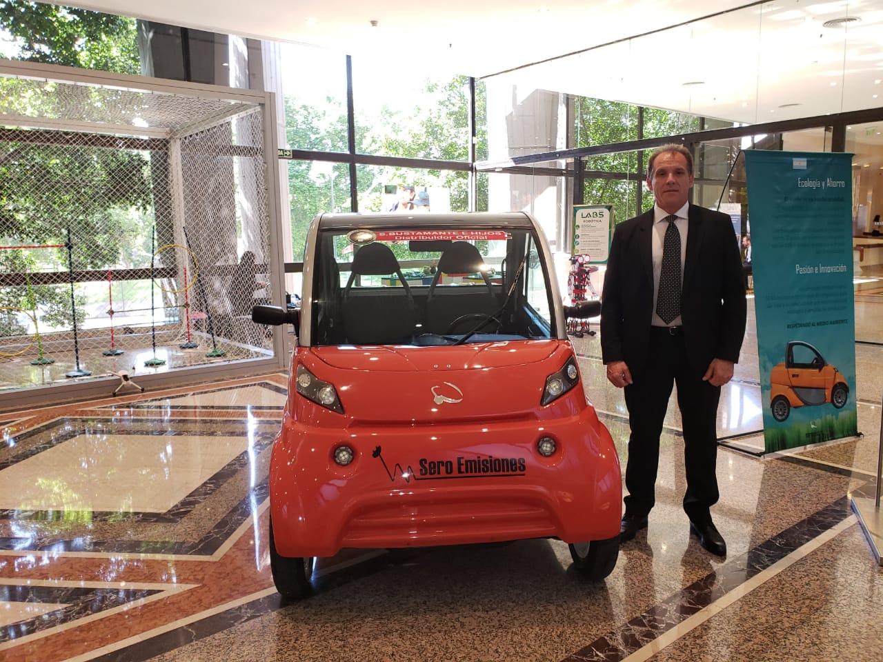 Fuerte Respaldo del Gobierno a la Industria de Autos Eléctricos