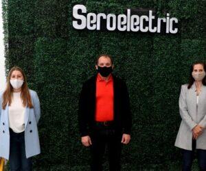 Legisladoras bonaerenses visitaron la planta de Seroelectric y apoyaron su desarrollo