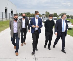 El Ministro De Desarrollo Productivo de la Nación con todo su equipo visita Seroelectric