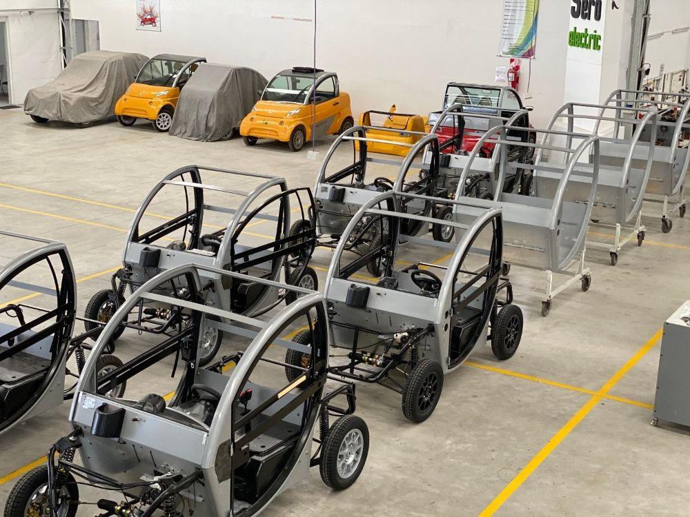SERO en Brasil: fabricación en CKD y lanzamiento a fin de año. ¿Y llega a USA?